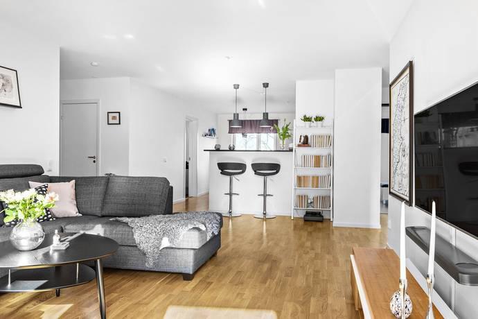 Bild: 4 rum bostadsrätt på Södra Ringvägen 2B, Västerås kommun Centralt