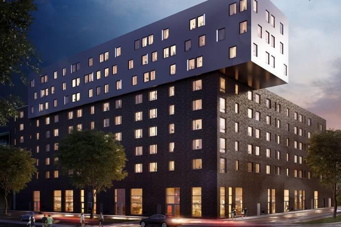 Bild: 4 rum bostadsrätt på Drottninggatan 1, Malmö kommun Slussen