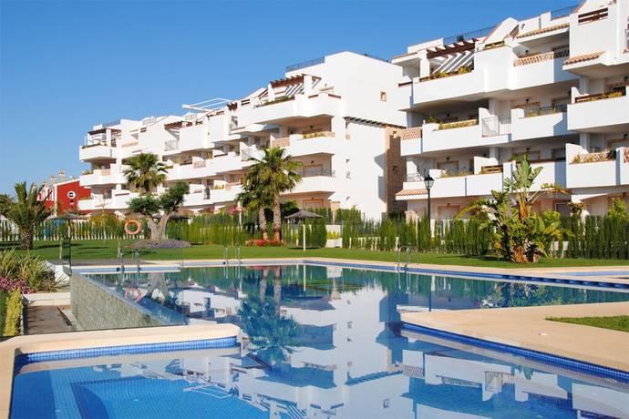 Bild: 3 rum bostadsrätt på Fint läge i Sol Marino, Spanien Torrevieja Söder - Villamartin