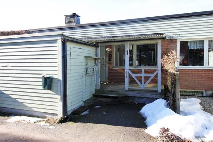 Bild: 94 m² radhus på Lasarettsgatan  15C, Filipstads kommun Filipstad Östra