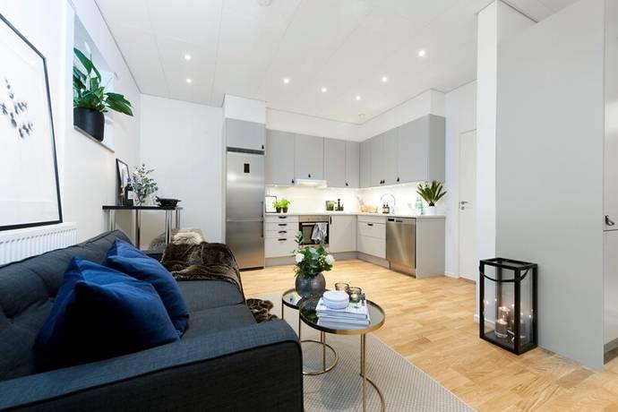 Bild: 2 rum bostadsrätt på Sveagatan 14, Karlstads kommun Herrhagen