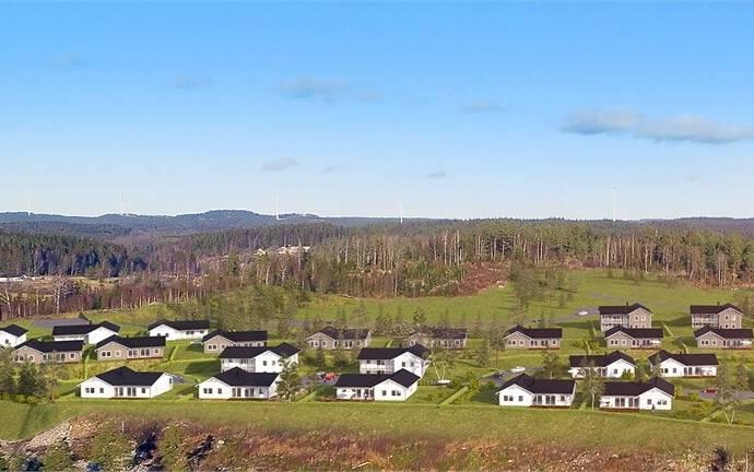 Bild: tomt på Furuhall, Uddevalla kommun
