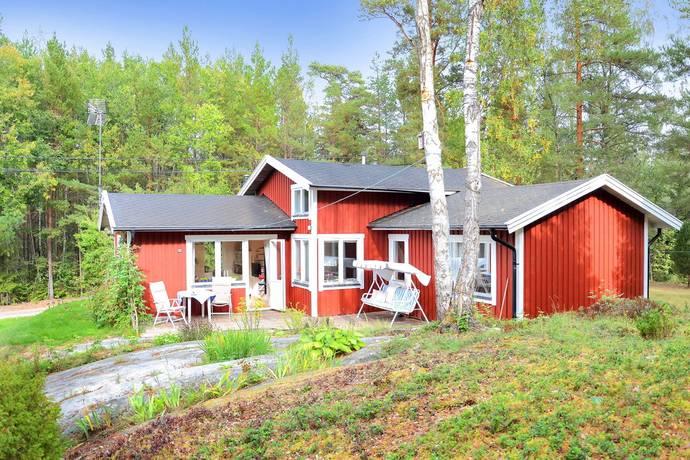 Bild: 3 rum villa på Björkudden 61, Norrtälje kommun Blidö