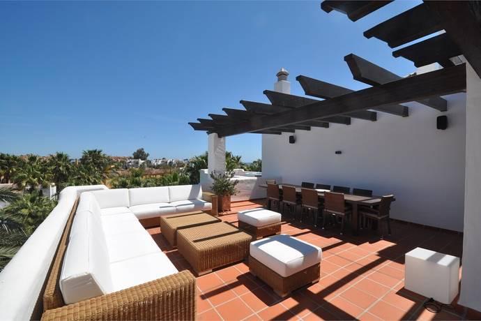 Bild: 5 rum bostadsrätt på Puerto Banus, Spanien Nueva Andalucia - Puerto Banús