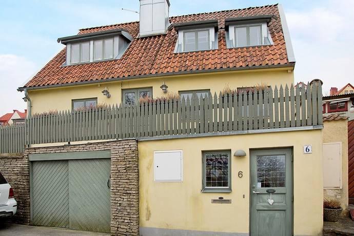 Bild: 6 rum villa på Slottsterrassen 6, Gotlands kommun Visby Innerstad