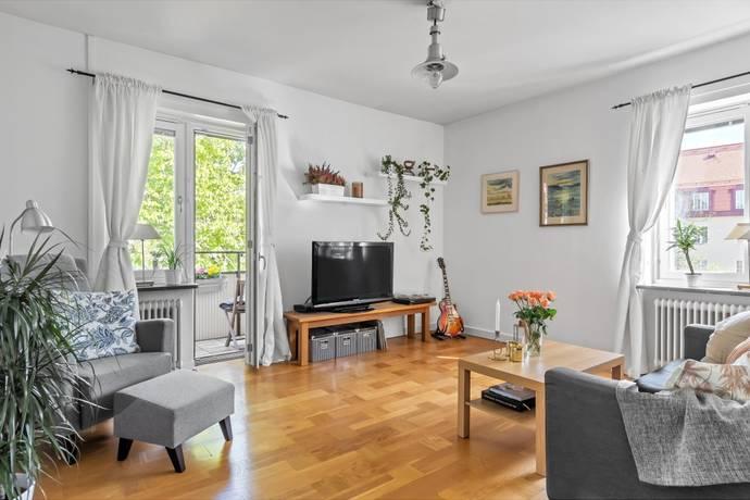 Bild: 2 rum bostadsrätt på Väpnarstigen 12, 2 tr, Lidingö kommun