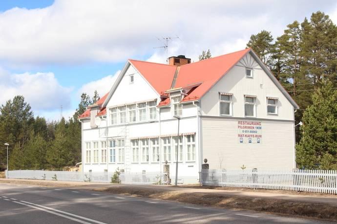Bild: villa på Härjedalsvägen 624, Ljusdals kommun Kårböle