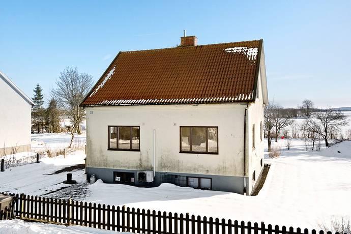 Bild: 5 rum villa på Tullesbovägen 23, Sjöbo kommun Bjärsjölagård
