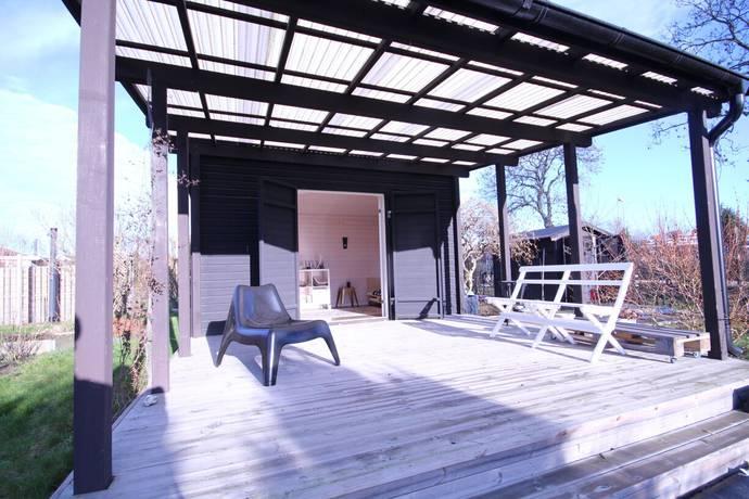 Bild: 1 rum fritidshus på Stuga 42, Helsingborgs kommun Fredriksdal