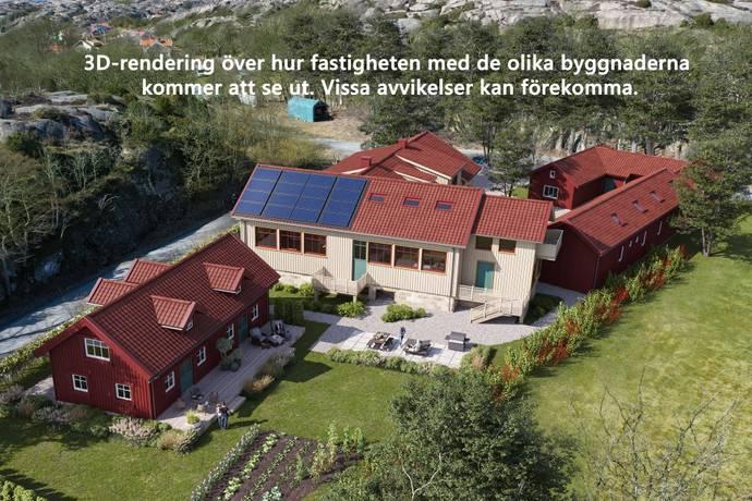 Bild från Hamburgö - Unikt projekt med 12 st nyetablerade bostadsrätter på natursköna Hamburgö!
