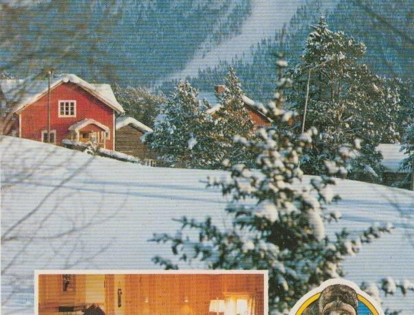 Bild: 3 rum fritidshus på Torpvägen 8 Vecka 16,17. Hus 31 B, Härjedalens kommun Funäsdalen - Tännäs