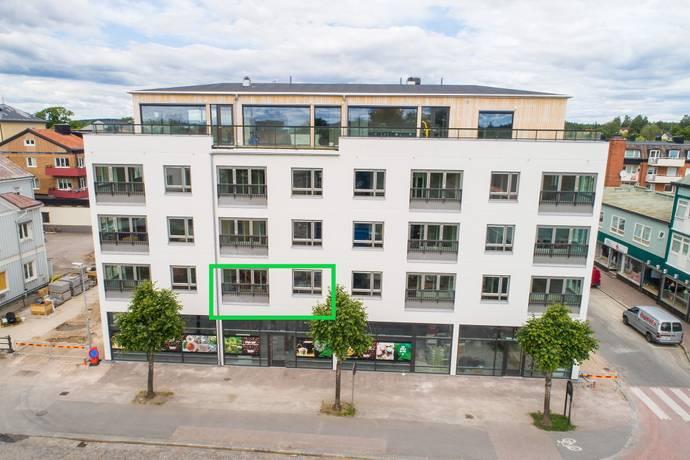 Bild: 2 rum bostadsrätt på Spinnaregränd 1C, Vetlanda kommun Centrum