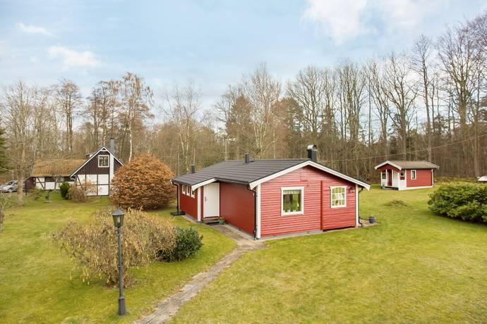 Bild: 3 rum villa på Nedre Västersjövägen 412, Ängelholms kommun