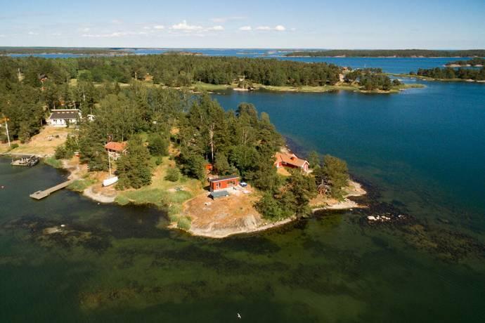 Bild: 1 rum fritidshus på Viksnäs Boholmen 1 C, Trosa kommun Trosa - Boholmen