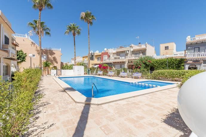 Bild: 2 rum radhus på RESERVERAD! Radhus med takterrass och gemensa, Spanien Torrevieja, Alicante, Costa Blanca
