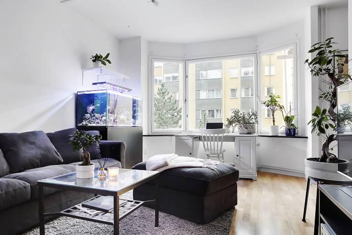 Bild: 1,5 rum bostadsrätt på Bondegatan 24, Stockholms kommun Södermalm-Katarina