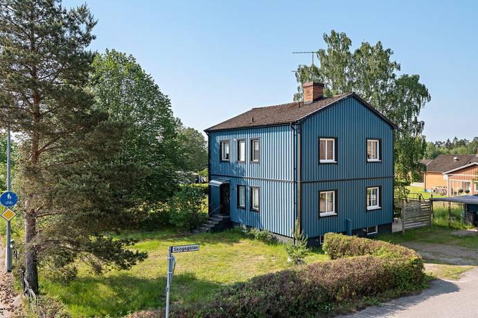 Bild: 5 rum villa på Storgatan 16, Lessebo kommun Hovmantorp