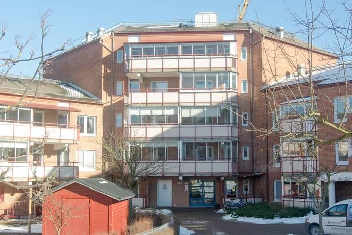 Bild: 3 rum bostadsrätt på Bryggaregatan 11E, Trelleborgs kommun Centralt / Asargård