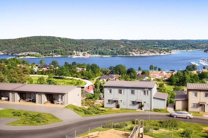 Bild: 4 rum radhus på Gömmebergsvägen, Orust kommun Svanesund
