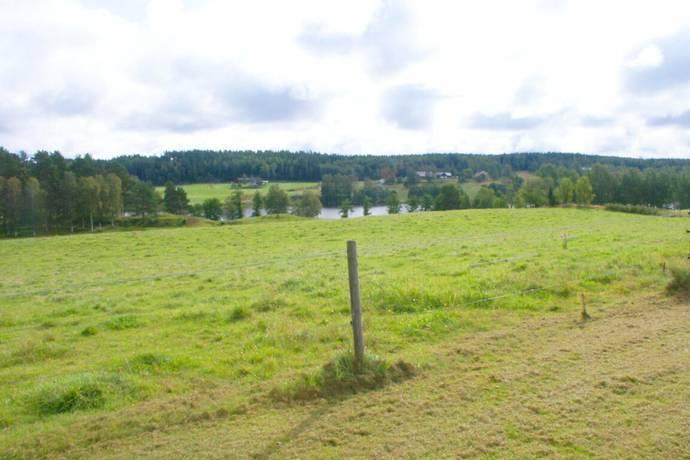 Bild: tomt på Signebyn Sillerud, Årjängs kommun Sillerud