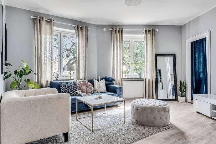Bild: 2 rum bostadsrätt på Vintergatan 4, Sundbybergs kommun Centrala Sundbyberg