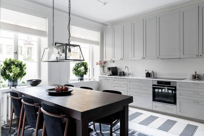 Bild: 4 rum bostadsrätt på Brahegatan 7B, Stockholms kommun Östermalm