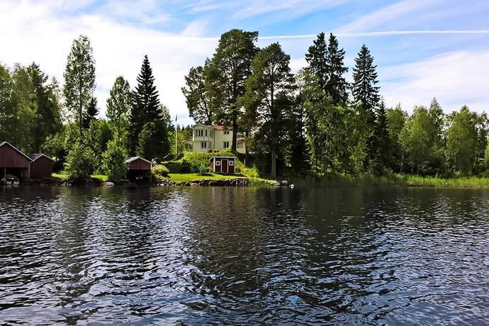 Bild: 5 rum villa på Görvik 250, Strömsunds kommun Östersund