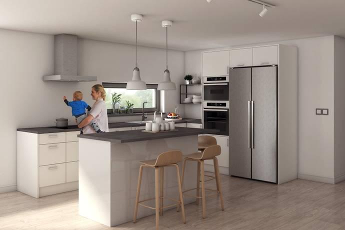 Bild: 3 rum bostadsrätt på Murkelvägen B6, Trelleborgs kommun Beddingestrand