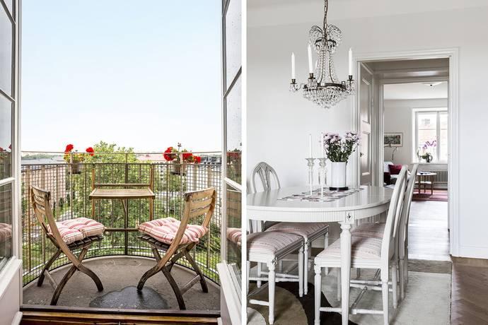 Bild: 4 rum bostadsrätt på Helgagatan 36P, 3tr, Stockholms kommun Stockholm