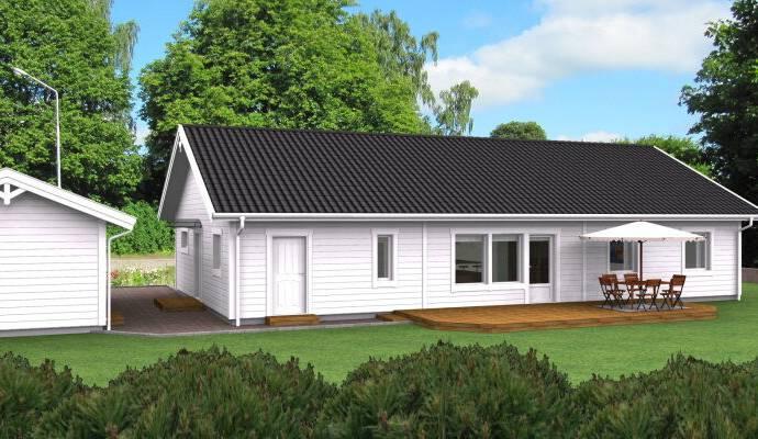 Bild: 6 rum villa på Odens väg, Valhallavägen (149), Laholms kommun Skummeslövsstrand