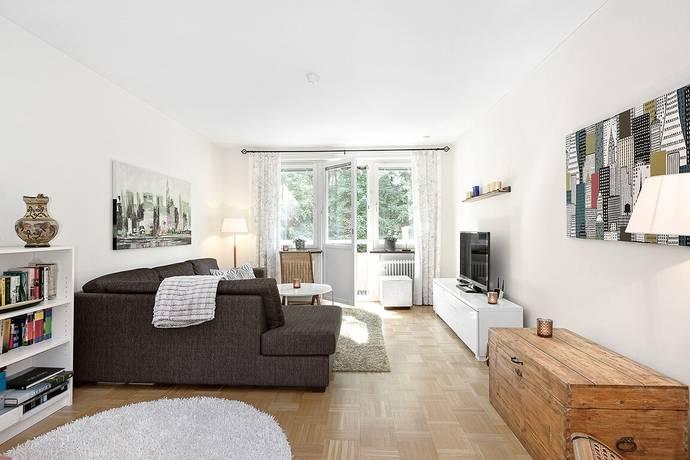 Bild: 3,5 rum bostadsrätt på Centralvägen 5, (Våning 1), Solna kommun Centrala Solna