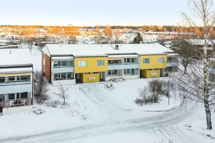 Bild: 2 rum bostadsrätt på Vargvägen 182A, Umeå kommun Mariedal