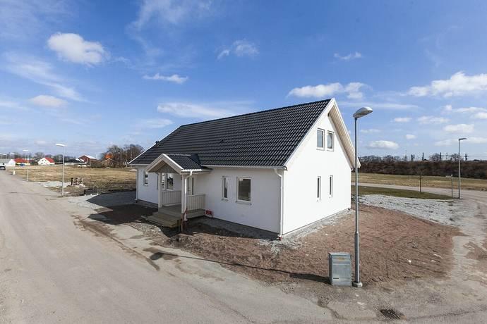 Bild: 3 rum villa på Mejerigatan 29, Svalövs kommun Teckomatorp