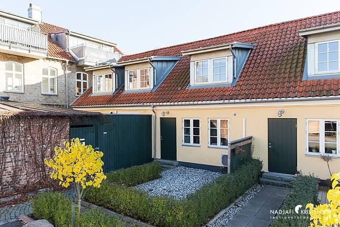 Bild: 3 rum bostadsrätt på Köpmansgatan 4, Båstads kommun Båstad Centrum