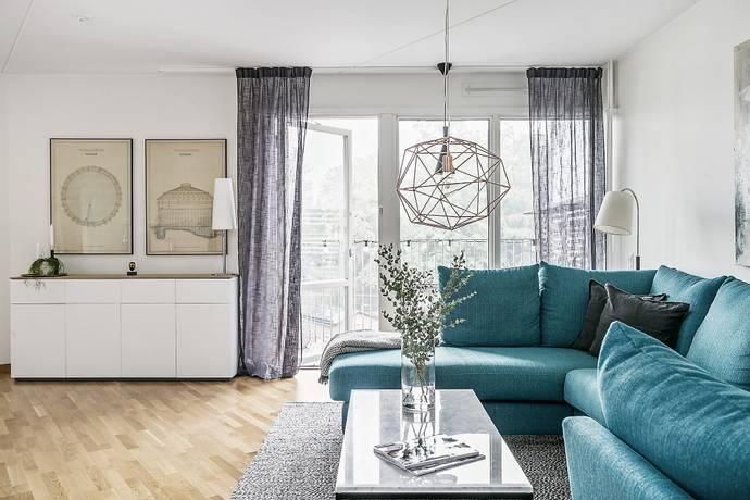 Bild: 4 rum bostadsrätt på Högviltsgatan 11, 4tr, Stockholms kommun Norra Djurgårdsstaden