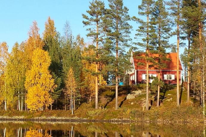 Bild: 6 rum fritidshus på Långströmmen 110, Härjedalens kommun