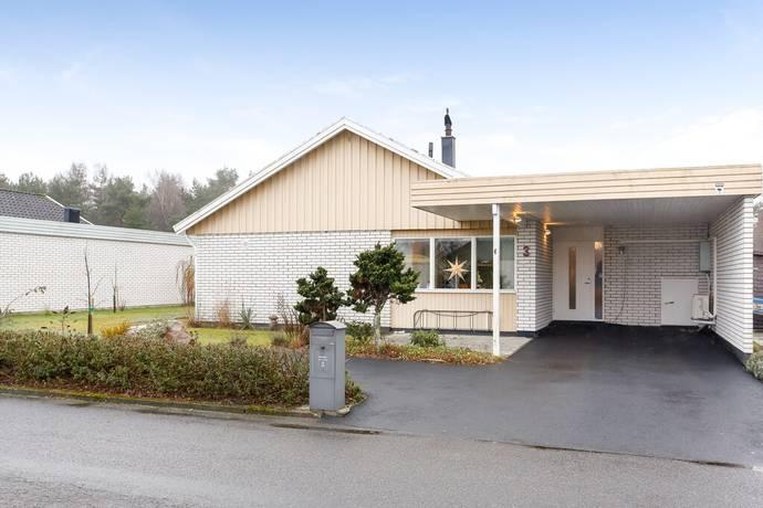 Bild: 5 rum villa på Gustaf Frödings väg 3, Falkenbergs kommun Slätten