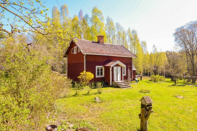 Bild: 5 rum fritidshus på Stora Ödesbystugan, Nyköpings kommun Svärta