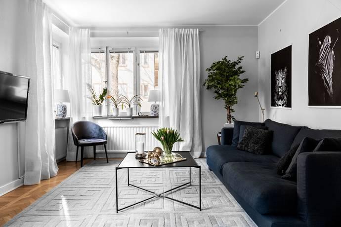 Bild: 2 rum bostadsrätt på Sandelsgatan 40, Stockholms kommun Nedre Gärdet
