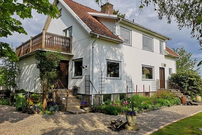 Bild: 8 rum villa på Gällingevägen 220, Kungsbacka kommun Fjärås