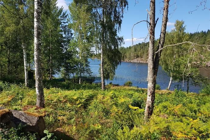 Bild: tomt på Tomt 1, Boxholms kommun Blåvik