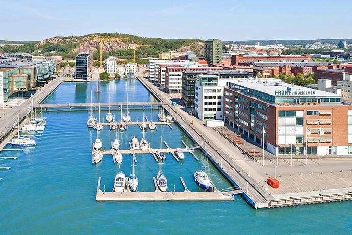 Bild: 1 rum bostadsrätt på Götaverksgatan 20, Göteborgs kommun LINDHOLMEN