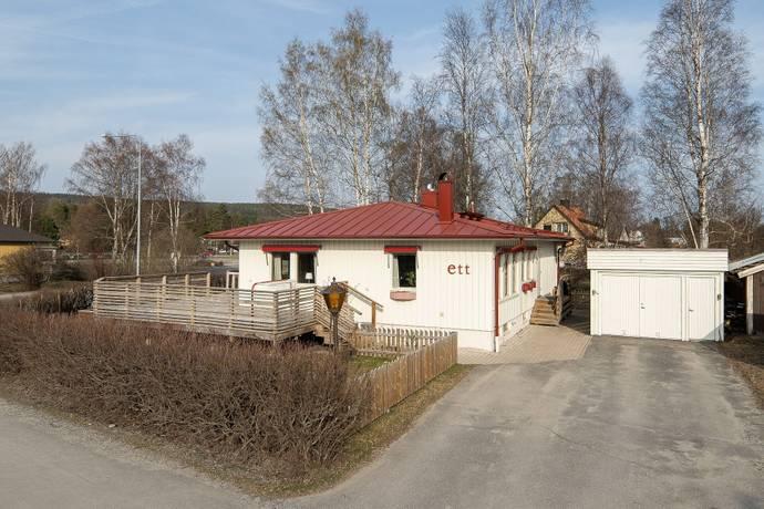 Bild: 6 rum villa på Lindblomsvägen 1, Örnsköldsviks kommun Kroksta
