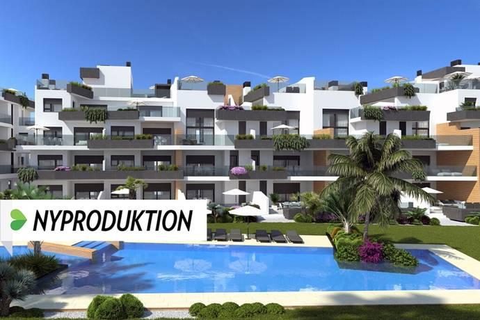 Bild: 3 rum bostadsrätt på Nya lägenheter i Los Dolses, Spanien Torrevieja Söder - Villamartin