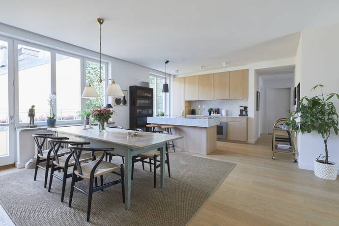 Bild: 6 rum bostadsrätt på Nybrogatan 57, Stockholms kommun Östermalm