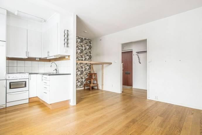 Bild: 1 rum bostadsrätt på Hårdvallsgatan 8, Sundsvalls kommun Sallyhill