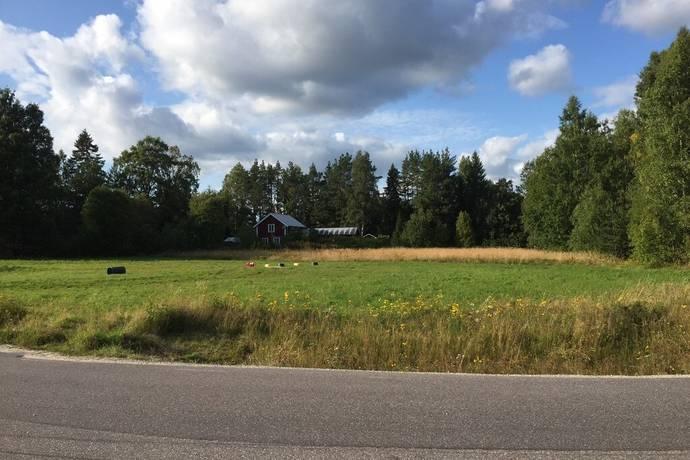 Bild: tomt på Storbyn - Idenor -, Hudiksvalls kommun Idenor