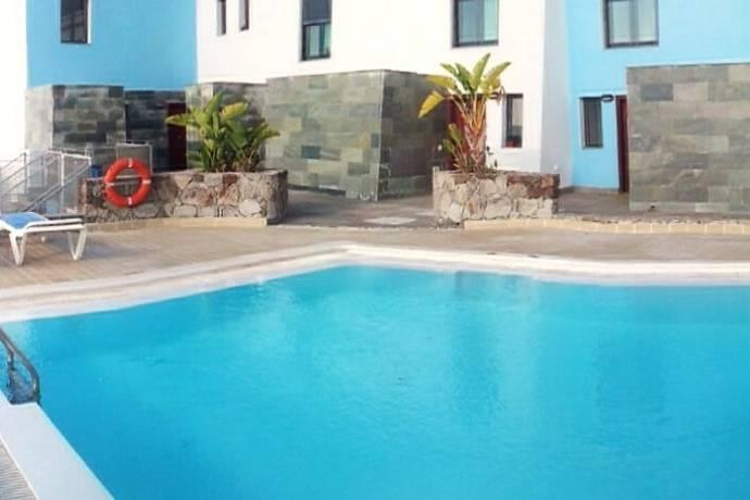Bild: 2 rum bostadsrätt på Lägenhet i Arguineguin, Gran Canaria, Spanien 35120 Arguineguin, Calle Hama, Gran Canaria