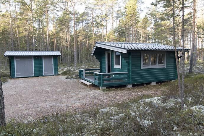 Bild: 1 rum fritidshus på Sunnanå, Härjedalens kommun