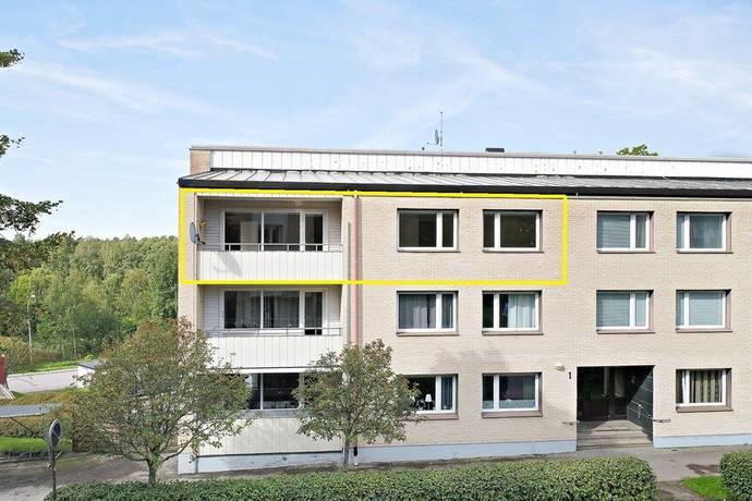 Bild: 3 rum bostadsrätt på Kempensköldsgatan 1, Åmåls kommun Söder